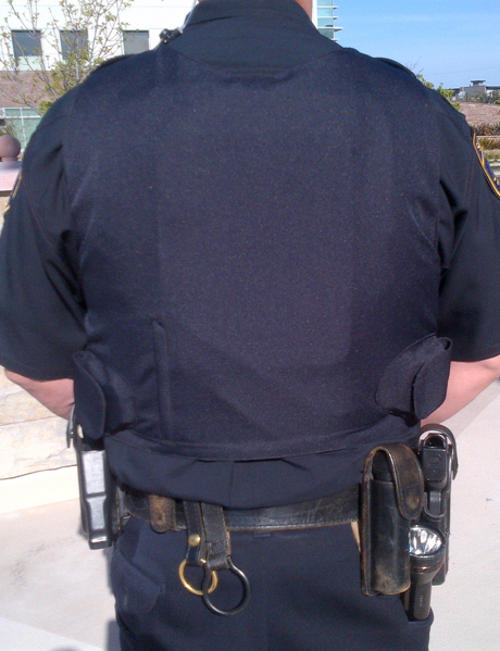 Police Outer Vest Carrier